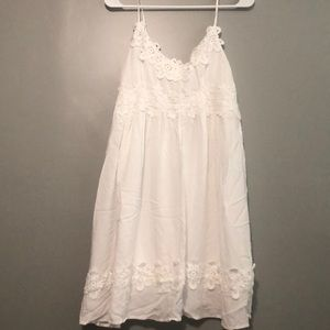 white dress from altar'd state